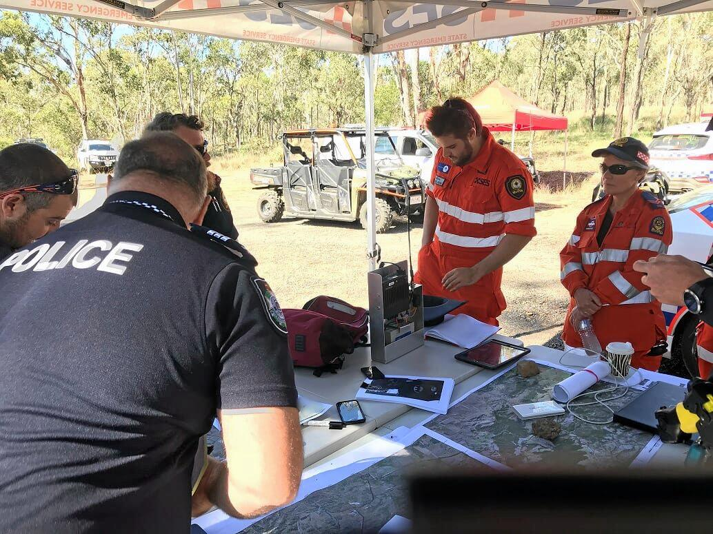Police have coordinated an air and land search of the Elbow Valley area with the assistance of the SES, however so far have not located Mr Smith.