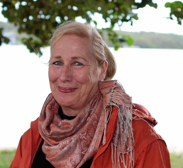 PRevious Greens candidate for Wide Bay Joy Ringrose.