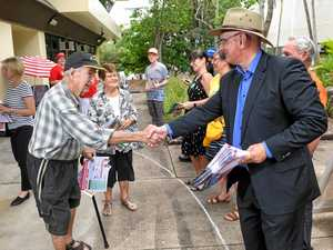 Election a fizzer in Ipswich as Labor MPs lead campaign