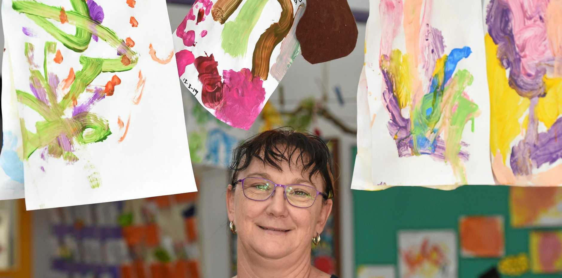 Condy Park Kindergarten director Kathryn Forgan-Flynn.