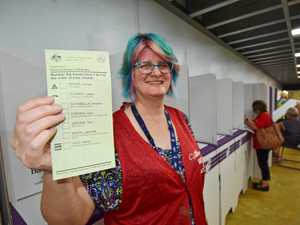 Hundreds of Wide Bay voters get in early