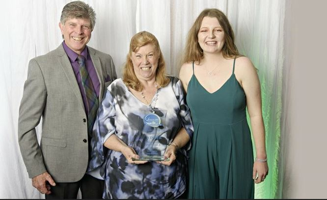 DESERVING WINNER: Skye Park Pet Resort and Day Spa took out Clarence Valley Business Awards People's Choice Business in 2018.