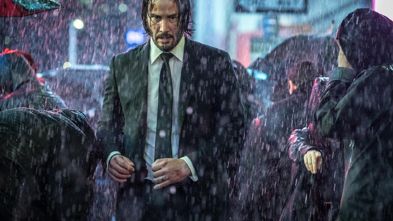 Anticipation is high for John Wick 3.