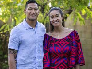 Folau's dad: 'My son will bow to God'