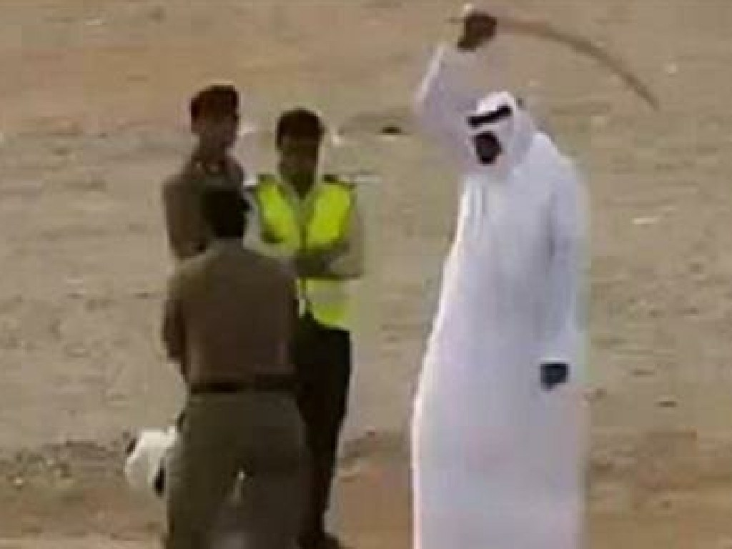 Most executions in Saudi Arabia are done by beheading in a public square. Picture: File
