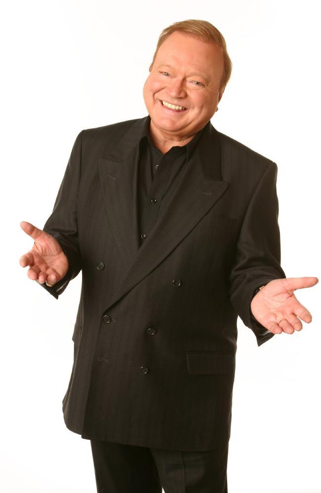 February 21, 2005: Bert Newton farewells Good Morning Australia on Channel 10.