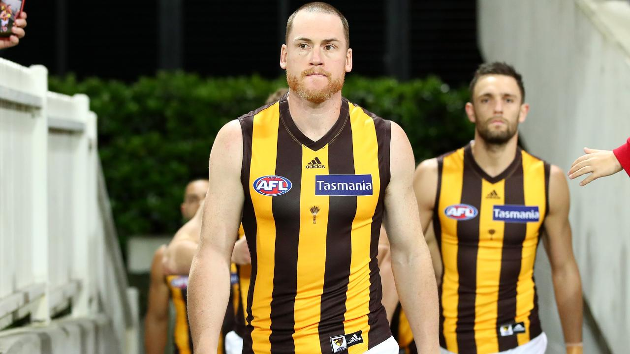 "The comment about Jarryd Roughead was ""toxic""."