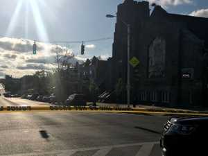 One dead after church shooting