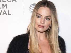 Margot Robbie's heartbreaking dash home to Dalby