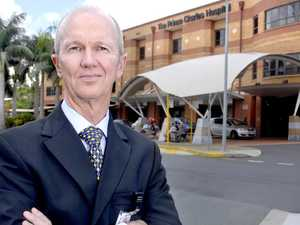 Queensland hospital boss sacked