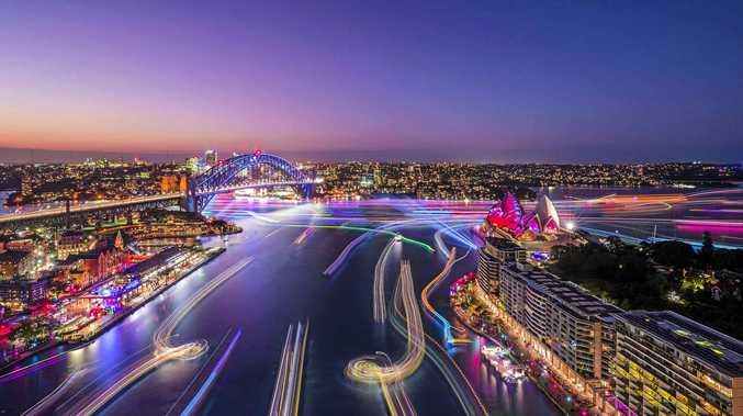 20 reasons to visit VIVID Sydney