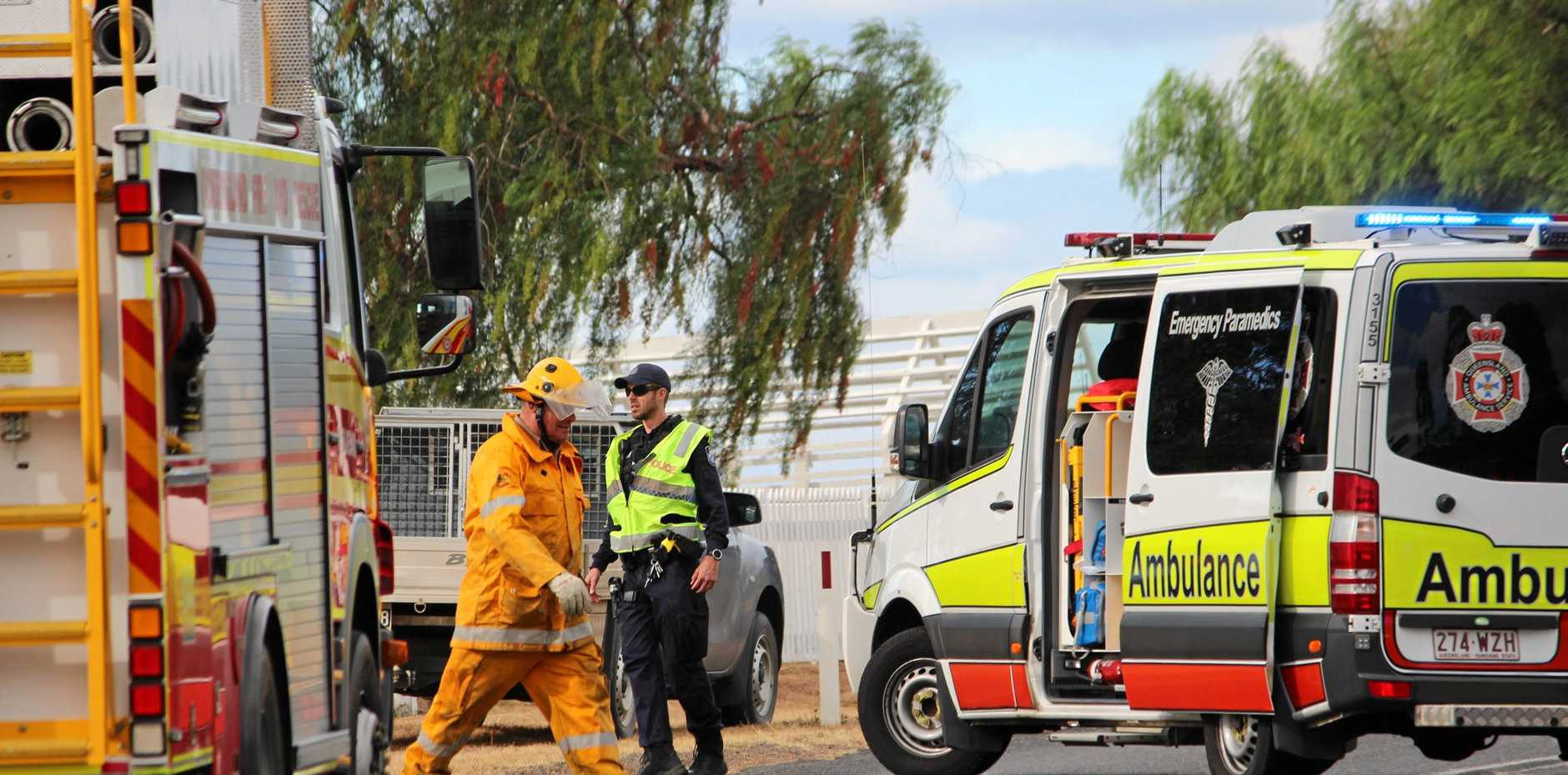 WHY ARE WE LESS IMPORTANT? The TWU wants truck driver deaths to be investigated as work place deaths like those that occur on mine sites or building sites or in factories.