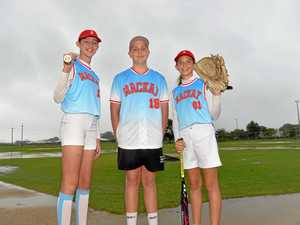 Friendly rivalry takes Mackay softballers to state level
