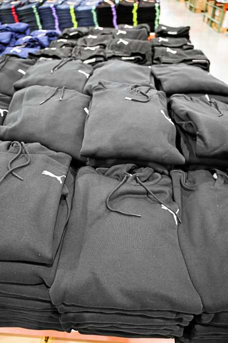 A staple for many folk, the humble Puma hoodie retails for only $19.98. Costco also stocks Dickie's, Nautica and Tommy Hillfiger to name a few.