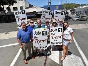 Tram project chugging along after $3 million blowout