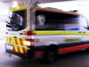 Woman hospitalised after two-vehicle crash near Toowoomba