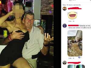 One Nation hopeful's sleazy social media exposed