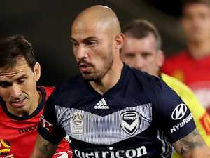 Troisi in doubt for Victory's finals showdown