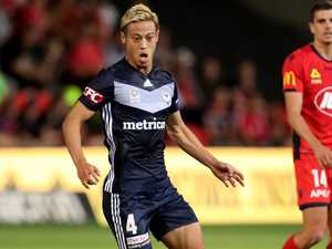 Honda, Troisi, Krishna: Big names in shopping window