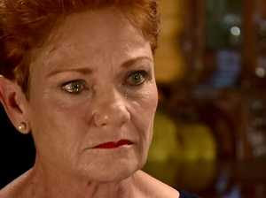 Hanson weeps over string of betrayals