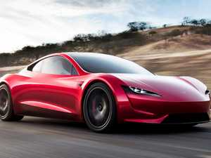Musk confirms outrageous electric car can travel 1000km