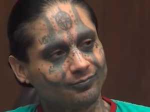 Smirking killer 'cut cellmate's head off'