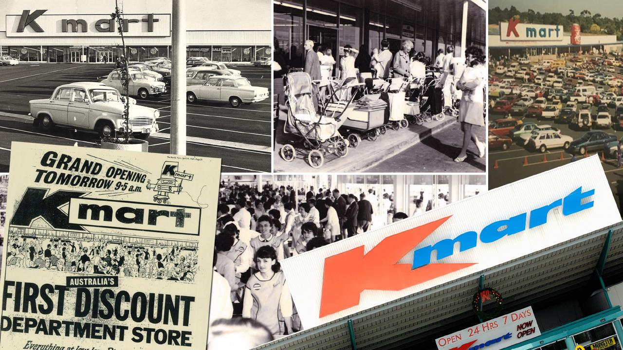 Happy Birthday, Kmart. We know where you can find your candles.
