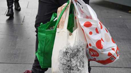 The major supermarkets were ranked based on 'own-label' foods. Picture: AAP Image/Peter Rae