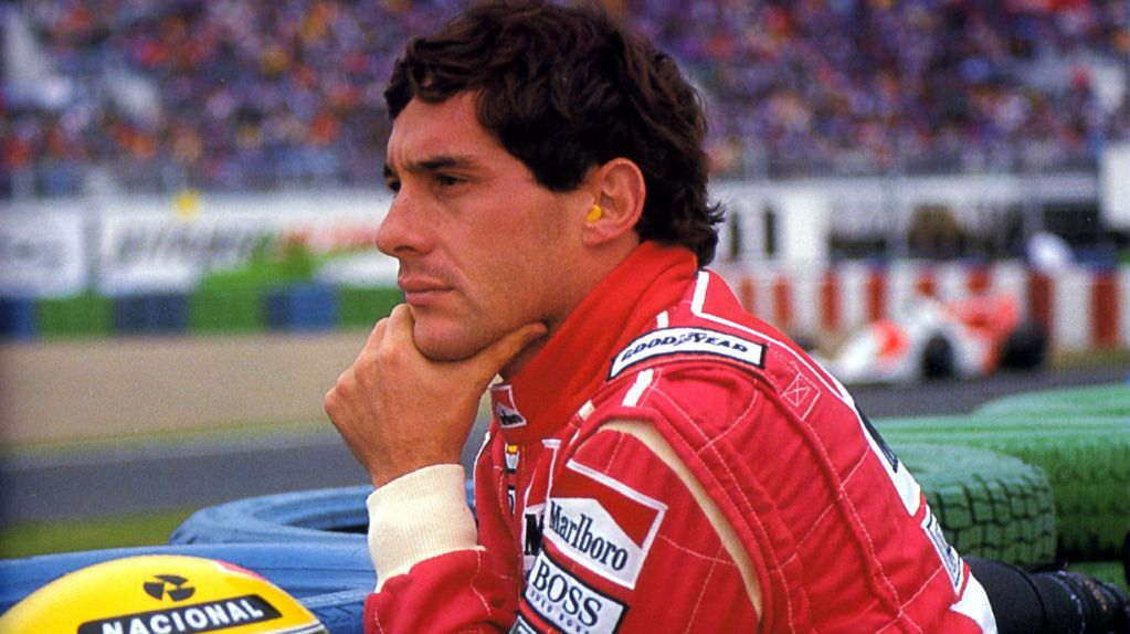 Today marks the 25th anniversary of Senna's death.