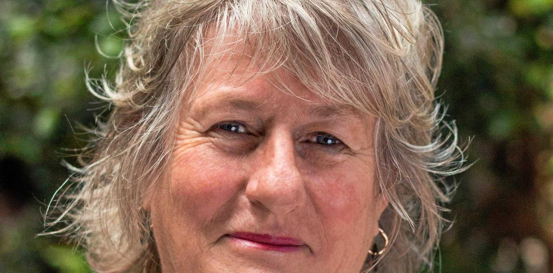 Veranda Talk columnist  for The Lismore Echo Dr Airdre Grant.