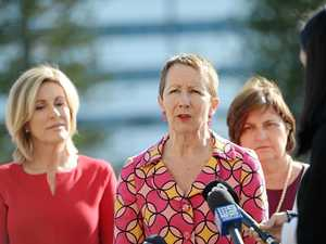 Trackers on back burner as new detention centre announced