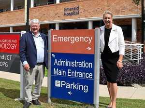 Hospital's major facelift