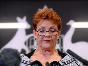 Your crocodile tears deserve no sympathy, Pauline