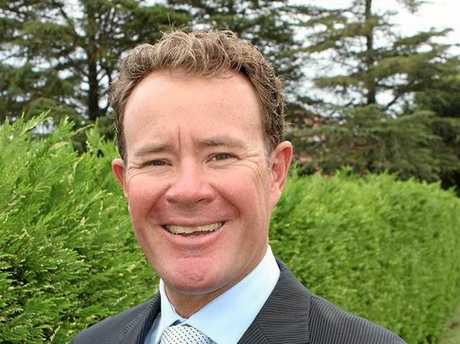 Fraser Anning's Conservative National Party candidate for Blair Peter Fitzpatrick.