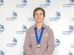 Skills Olympic team unveiled, Gympie star congratulated