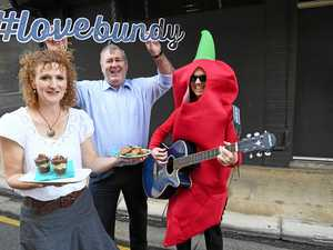 Love down the laneway with food, fun and music on Saturday