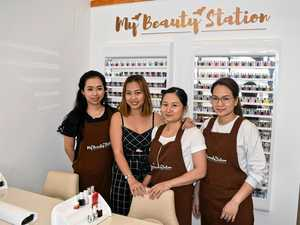 Beauty salon expands by opening second store