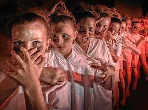 Screams and joy for new studio at dance eisteddfod