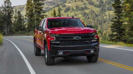 The electric GM pick-up could share the same platform as the Silverado.