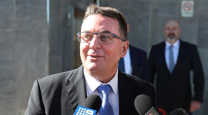 Suspended Logan mayor Luke Smith