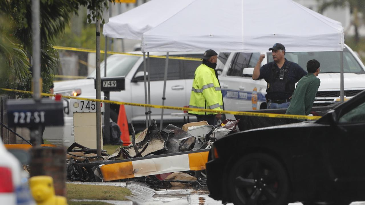 An Australian woman has reportedly been killed in a Hawaii helicopter crash. Picture: Marco Garcia/AP
