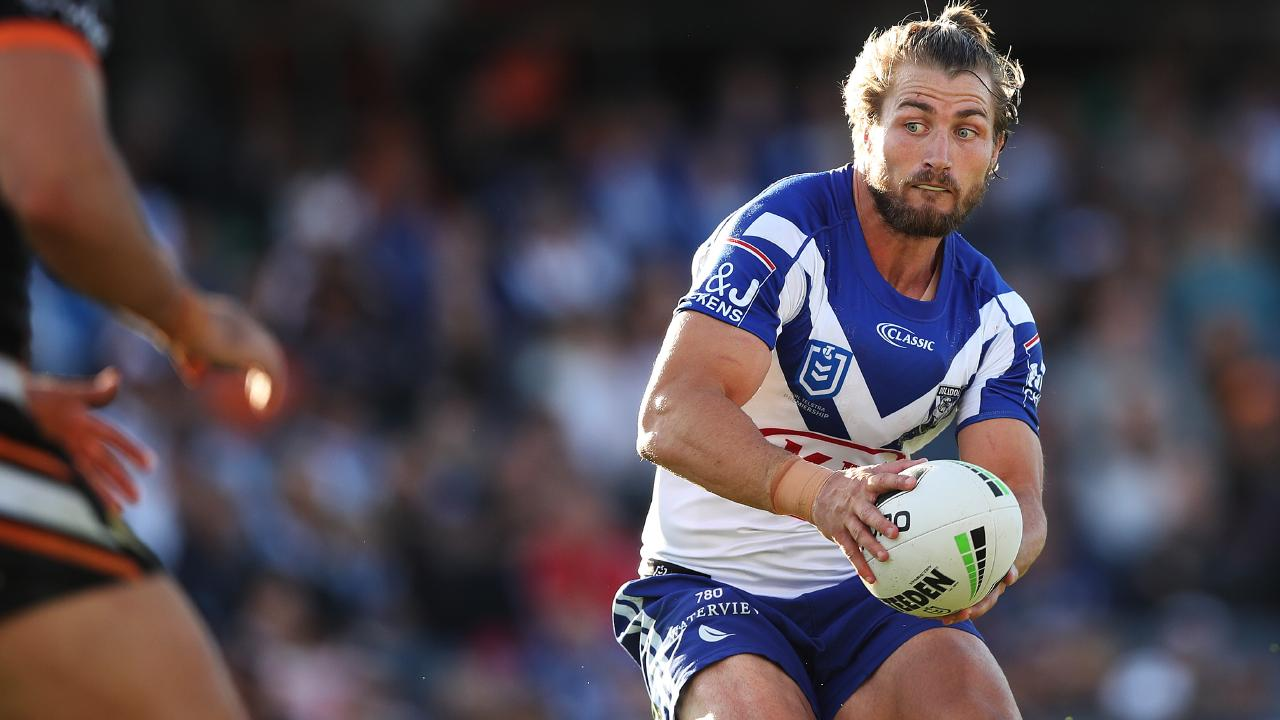 Kieran Foran is closing in on a comeback. Picture: Phil Hillyard