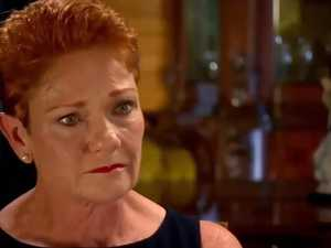 Save your tears, Pauline. It's all your fault