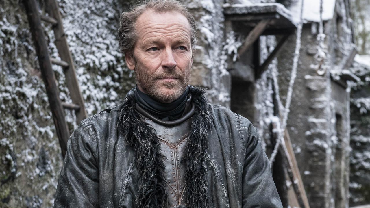 Game of Thrones final season. Iain Glen. Picture: Helen Sloan / HBO