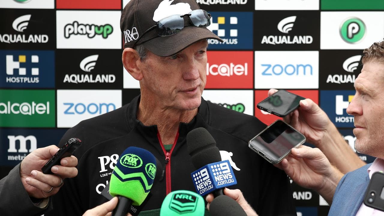 Wayne Bennett has been winning the mind games.