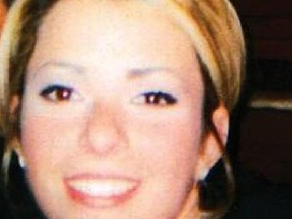 Ashley Ellerin, a former girlfriend of actor Ashton Kutcher, allegedly murdered by Michael Gargiulo. Picture: LAPD
