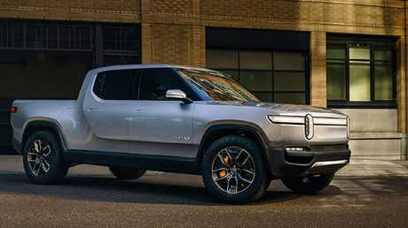 Ford has invested US$500m in electric start-up Rivian which will build the R1T pick-up.