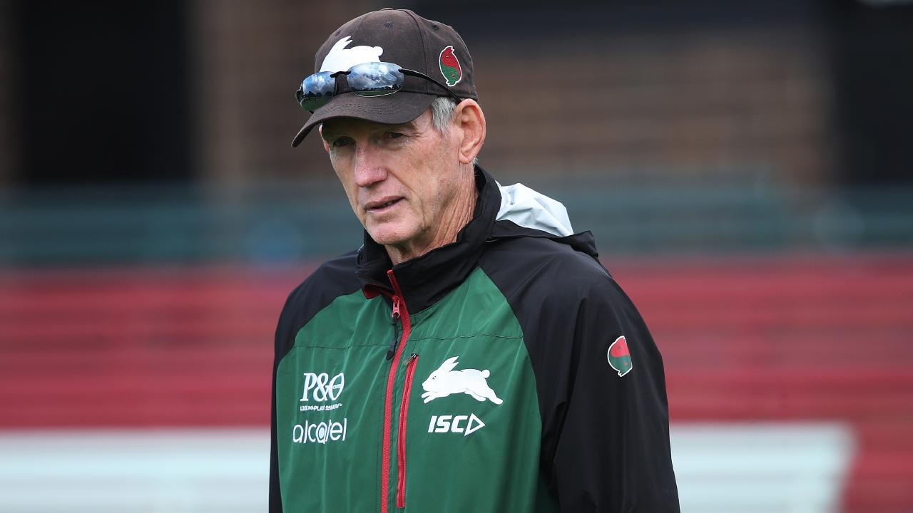 Wayne Bennett is preparing for an awkward encounter.