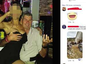 One Nation candidate's sick racist joke
