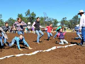 Blair Athol Bush Sports Club gears up for campdraft